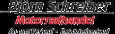 Motorradhandel Schreiber - Logo